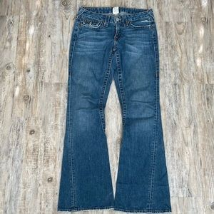 True Religion Section 503 Flare Jeans